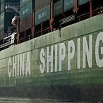 Containerschiff China Shipping